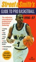 Cover of: Street & Smith's Guide to Pro Basketball 1996-97