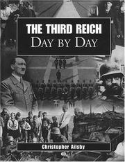 Cover of: The Third Reich Day By Day | Christopher Ailsby