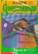 Cover of: Goosebumps Boxed Set, Books 17 - 20: Why I'm Afraid of Bees, Monster Blood II, Deep Trouble, and The Scarecrow Walks at Midnight