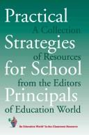 Cover of: Practical Strategies for School Principals