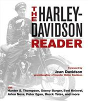 Cover of: The Harley-Davidson Reader