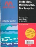 Cover of: Embassy Guide Rhode Island Massachusetts and New Hampshire |