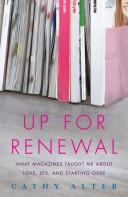 Cover of: Up For Renewal
