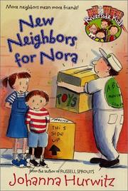 Cover of: New neighbors for Nora