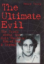 Cover of: ultimate evil | Maury Terry