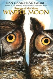 Cover of: Winter Moon (Seasons of the Moon, Vol 2)
