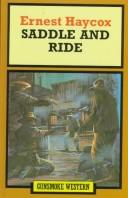 Cover of: Saddle and Ride