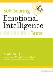 Cover of: Self-Scoring Emotional Intelligence Tests (Self-Scoring Tests)