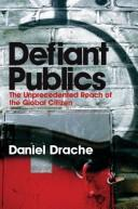 Cover of: Defiant Publics (Themes for the 21st Century)