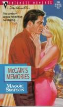 Cover of: McCain's Memories (Silhouette Intimate Moments No. 785) (Intimate Moments, No 785)