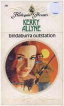 Cover of: Bindaburra Outstation (Harlequin Presents, Volume 361) | Kerry Allyne