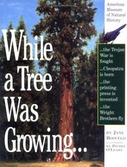 Cover of: While a tree was growing