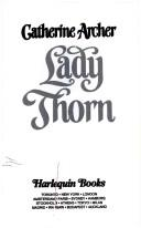 Cover of: Lady Thorn