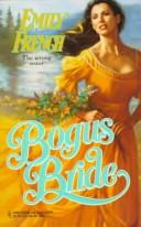 Cover of: Bogus Bride