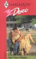 Cover of: Otra Clase De Amor (Other Kind Of Love) (Deseo, 258) | Winston