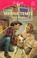Cover of: Pale Rider | Myrna Temte