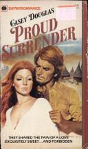 Cover of: Proud Surrender