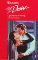 Cover of: Operation Mummy