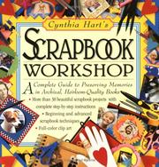 Cover of: Cynthia Hart's scrapbook workshop