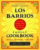 Cover of: The Barrios Family Cookbook