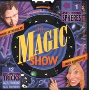 Cover of: The Magic Show | Mark Setteducati