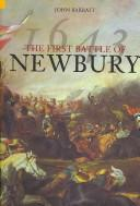 Cover of: The first battle of Newbury