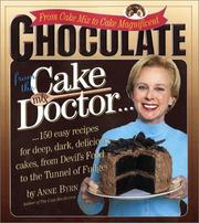 Chocolate from the Cake Mix Doctor by Anne Byrn
