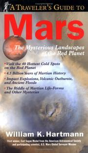 Cover of: A Traveler's Guide to Mars