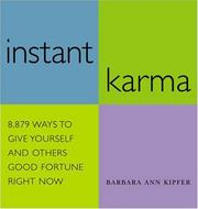 Cover of: Instant Karma