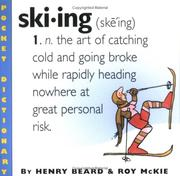 Cover of: Ski.ing | Jean Little