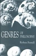 Cover of: Genres of Philosophy