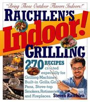 Cover of: Indoor! Grilling | Steven Raichlen