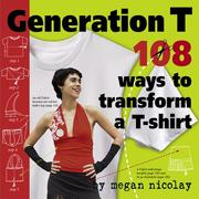 Cover of: Generation T | Megan Nicolay
