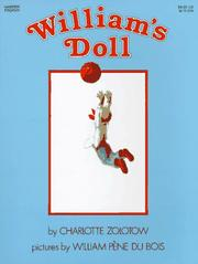 Cover of: William's Doll (Jp 067) | Charlotte Zolotow