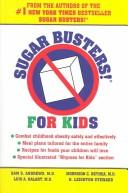 Cover of: Sugar Busters! for Kids
