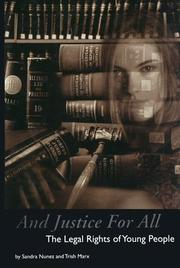 Cover of: And justice for all