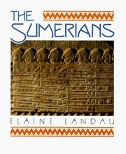 Cover of: The Sumerians