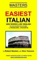Cover of: Easiest Italian | Masters, Robert