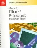Cover of: New Perspectives on Microsoft Office 97 Millennium Edition | June Jamrich Parsons