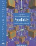 Cover of: Client/Server Application Development With Powerbuilder
