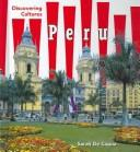 Cover of: Peru (Discovering Cultures of the World)