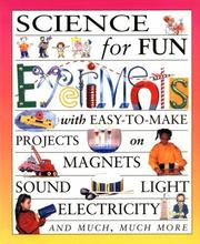 Cover of: Science for fun experiments
