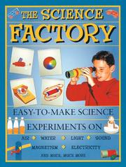 Cover of: Science Factory | Jon Richards