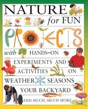 Cover of: Nature for Fun Projects