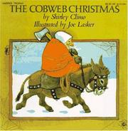 Cover of: The Cobweb Christmas | Shirley Climo