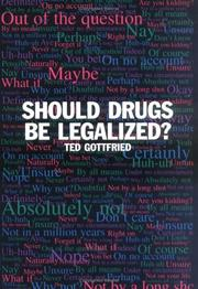 Cover of: Should Drugs Be Legalized?
