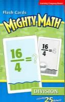 Cover of: Mighty Math | Learning Company Books