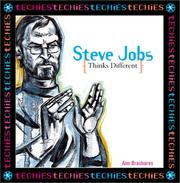 Cover of: Steve Jobs: Thinks Different (Techies)