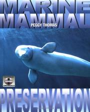 Cover of: Marine Mammal Preservation (Science of Saving)