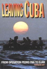 Cover of: Leaving Cuba: Operation Pedro